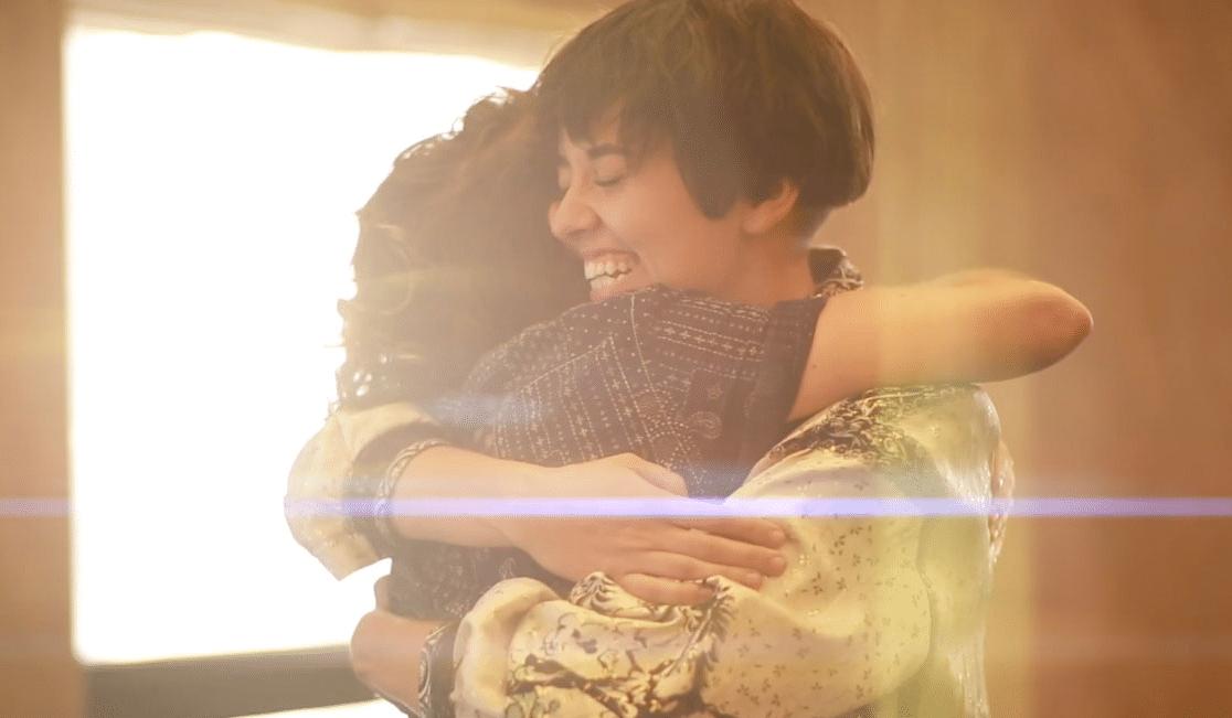 Rivi hug